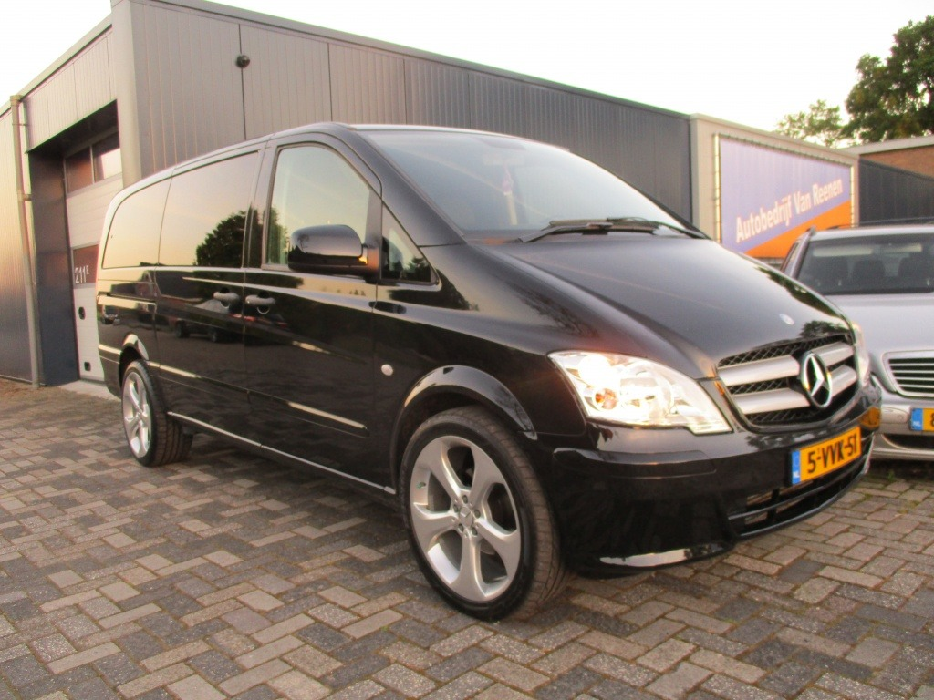 Mercedes-Benz Vito 116 CDI 3-p nw mod.MARGE foto's
